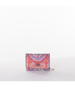 Oilily S Wallet hot coral