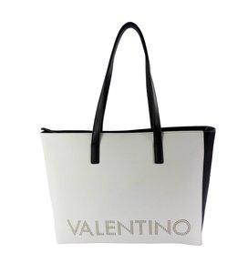 Valentino Bags Portia Tote shopper bian/nero