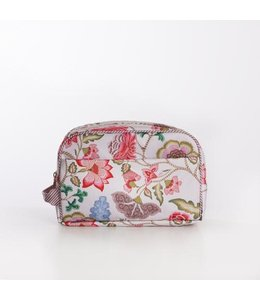 Oilily Pocket Cosmetic Bag oatmeal