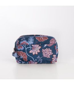 Oilily Pocket Cosmetic Bag ensign blue