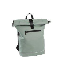 "Daniel Ray Jefferson Rolltop L 15.6"" laptop-rugtas mint green"