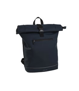 "Daniel Ray Highlands Rolltop L 15.6"" laptop-rugtas navy"