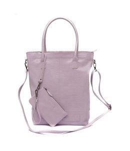 Zebra Trends Natural Bag kartel XL purple
