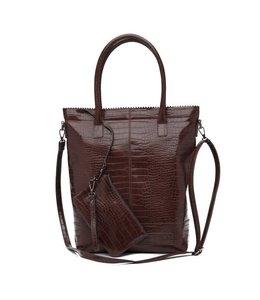 Zebra Trends Natural Bag kartel XL brown