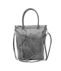 Zebra Trends Natural Bag kartel XL zwart