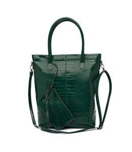 Zebra Trends Natural Bag kartel XL groen