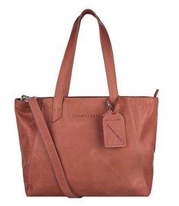 Cowboysbag Slanted bag jenner cognac