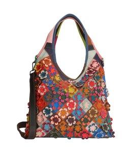 Magic Bag Sissi shopper bloem multi