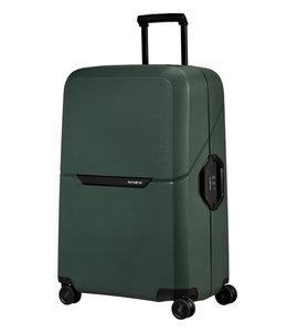 Samsonite Magnum Eco spinner-koffer 75cm forest green