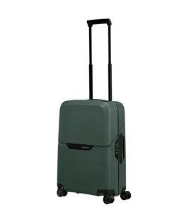 Samsonite Magnum Eco spinner-handbagage 55cm forest green
