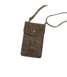 Bear Design Priya telefoontasje bruin