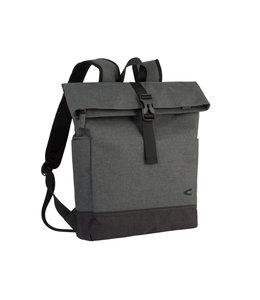 "Camel Active Hong Kong 15.6"" laptop backpack grey"