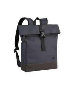 "Camel Active Hong Kong 15.6"" laptop backpack blauw"