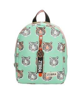Zebra Trends Rugzak S tiger mint