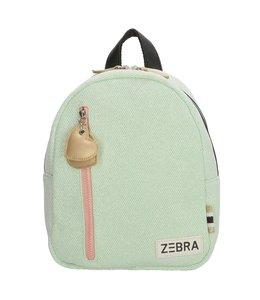 Zebra Trends Rugzak S sparkle mint