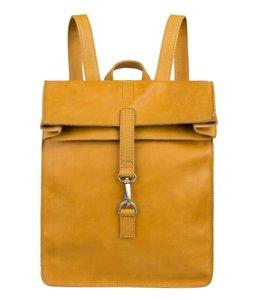 """Cowboysbag Doral Hooked backpack15"""" amber"""