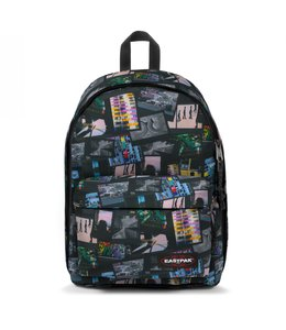 """Eastpak Out of Office 15"""" laptop-rugtas post district"""