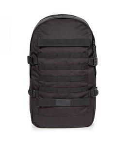 """Eastpak Floid Tact L 17"""" laptop-rutas met skateboard-straps zwart"""