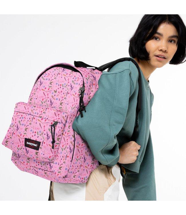 "Eastpak Out of Office 15"" laptop-rugtas herbs pink"