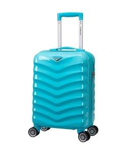 Decent Exclusivo-one handbagage koffer 55cm mint groen
