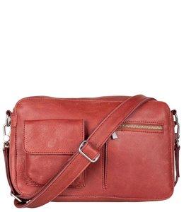 Cowboysbag Bag Rhue schoudertas cassis