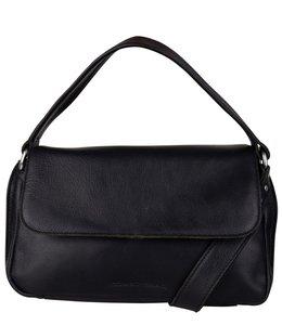 Cowboysbag Bag Handa schoudertas met klep zwart