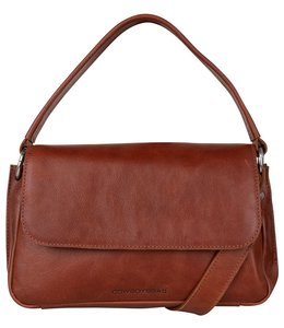 Cowboysbag Bag Handa schoudertas met klep cognac