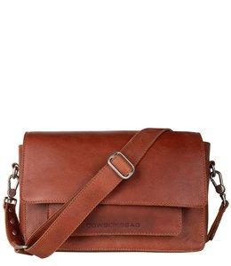 Cowboysbag Bag Arrina schoudertas met klep cognac