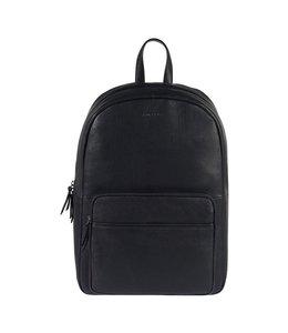 "Burkely Antique Avery Backpack round 14"" zwart"