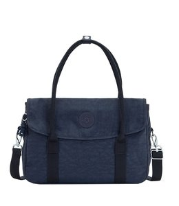 "Kipling Superworker s 14"" laptop-tas blue bleu 2"