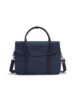 "Kipling Superworker 15"" laptop-tas blue bleu 2"