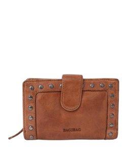 BAG2BAG La Fe dames-portemonnee bruin