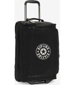 Kipling Distance S handbagage trolley lively black