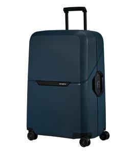 Samsonite Magnum Eco spinner-koffer 75cm midnight blue