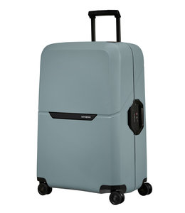 Samsonite Magnum Eco spinner-koffer 75cm ice blue