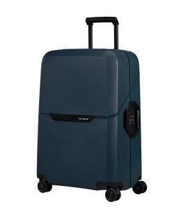 Samsonite Magnum Eco spinner-koffer 69 cm midnight blue