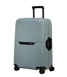 Samsonite Magnum Eco spinner-koffer 69 cm ice blue