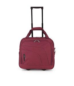 """Gabol Week 15.6"""" laptop-trolley handbagage rood"""