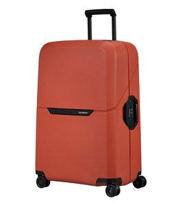 Samsonite Magnum Eco spinner 75cm reiskoffer maple orange