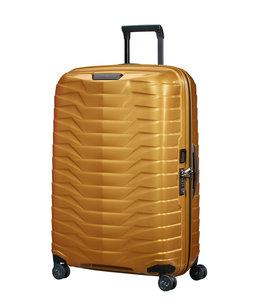 Samsonite Proxis spinner 75cm reiskoffer honey gold