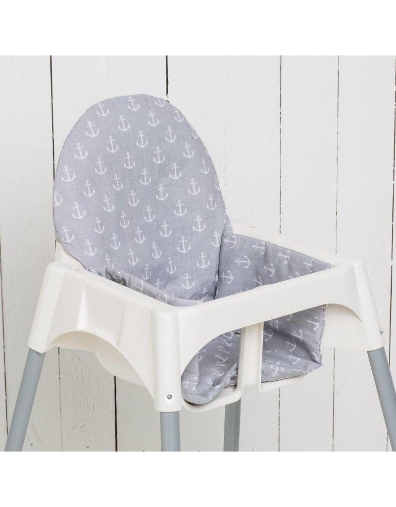 """Sitzkissen """"Anker""""  für Ikea Antilop"""