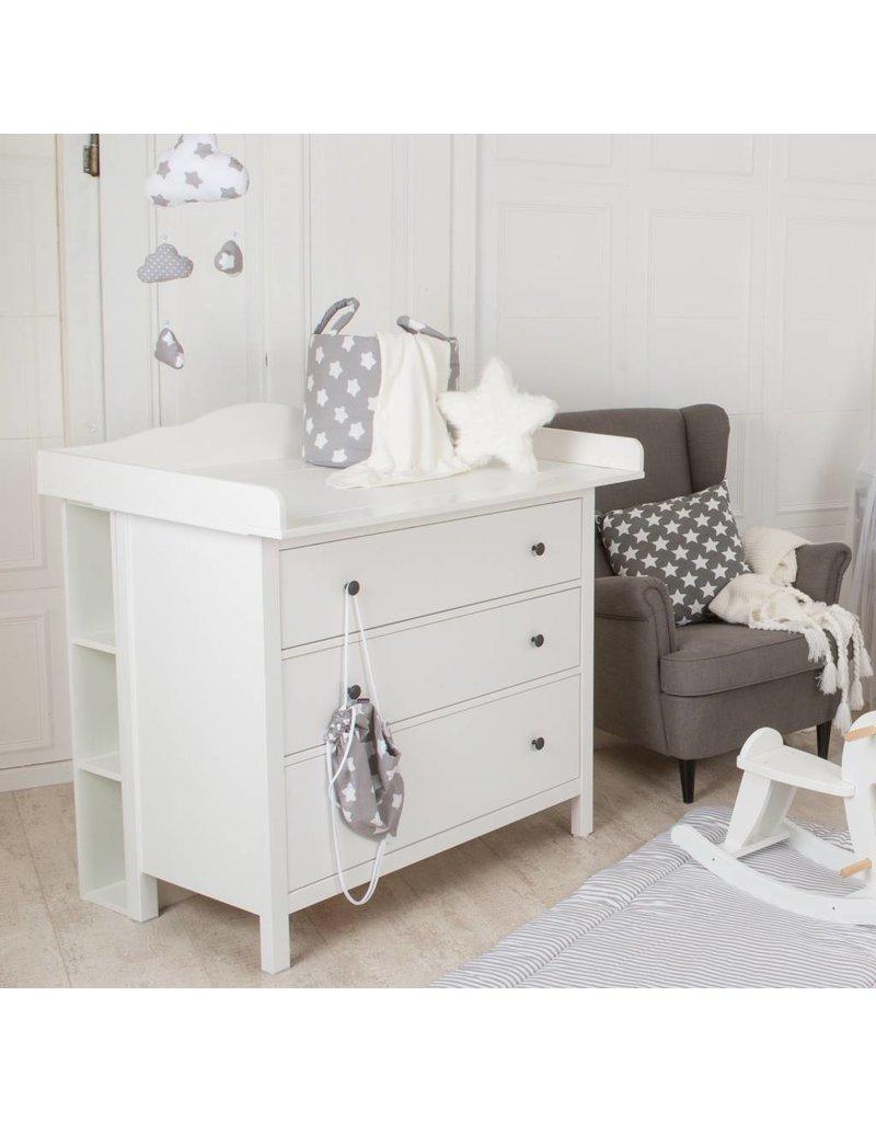 storage shelf for ikea hemnes dresser puckdaddy. Black Bedroom Furniture Sets. Home Design Ideas
