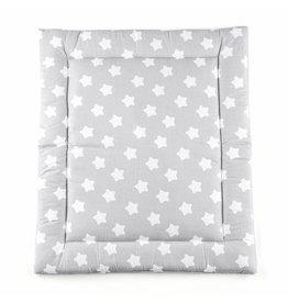 """Changing mat """"Stars grey/ little dots"""""""