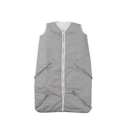 """Baby sleeping bag """" grey dots"""" 70-90 cm"""