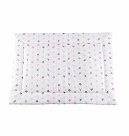 "Play Mat ""Stars Grey / Rose"""
