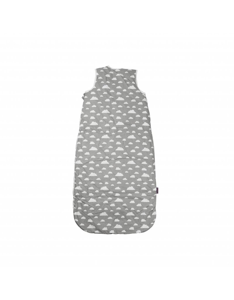 """Baby sleeping bag """"clouds grey"""" 105 cm"""
