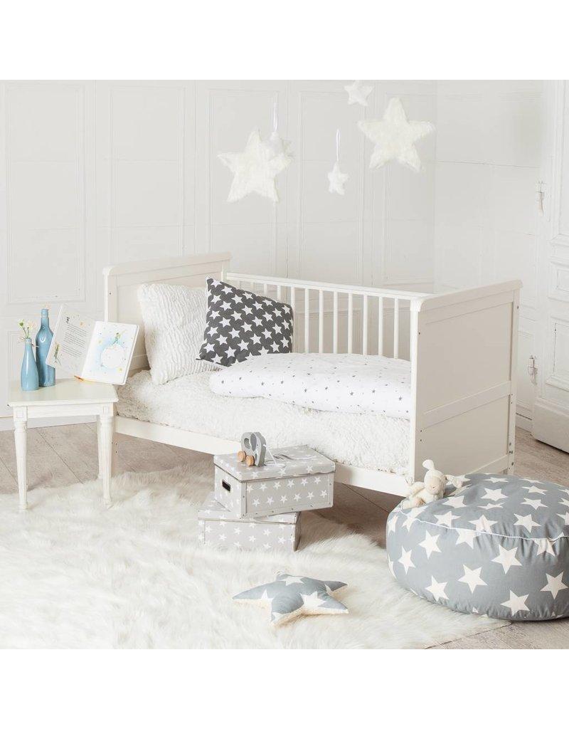 """Ausstellungsstück Babybett """"weiß"""", auch zum Kinderbett umbaubar"""