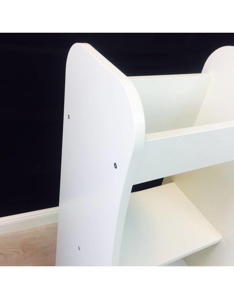 Ausstellungsstück Entdeckerturm Weiß