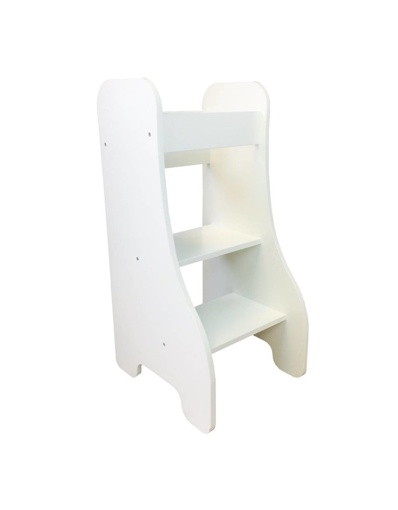 Showroom Sample Learning Tower white