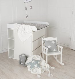 Ausstellungsstück Stauraumregal für IKEA Malm, Koppang Kommode